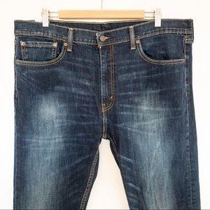 Levi's 508  Men Size 38x32 Jeans Straight Leg